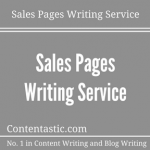 Sales Pages