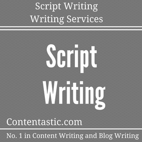 Script Writing Writing Services