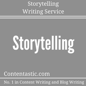Storytelling Writing Service