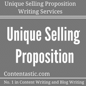 Unique Selling Proposition Writing Services