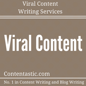 Viral Content Writing Services